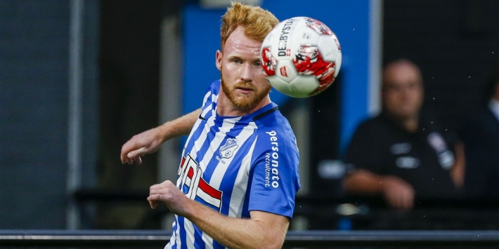 Eindhoven-speler Van der Sande breekt middenvoetsbeentje