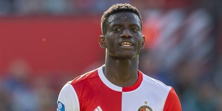 'Feyenoord huurt Ié (26) opnieuw met optie tot koop'