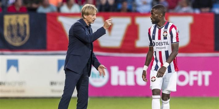 Bij Willem II vertrokken Lewis (27) trekt naar Quick Boys
