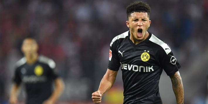 Dortmund legt Sancho mega-boete op, Sheffield-spits bekeurd