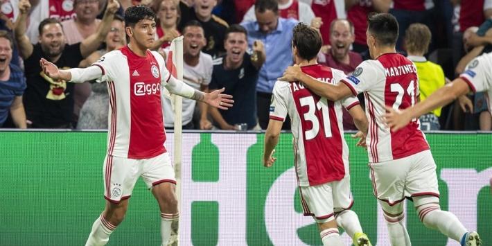 Ajax, PSV, Feyenoord en AZ slaan eerste ronde KNVB Beker over