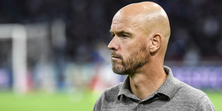 "Ten Hag eist nog meer van Ajax in Blok 3: ""Het moet beter"""