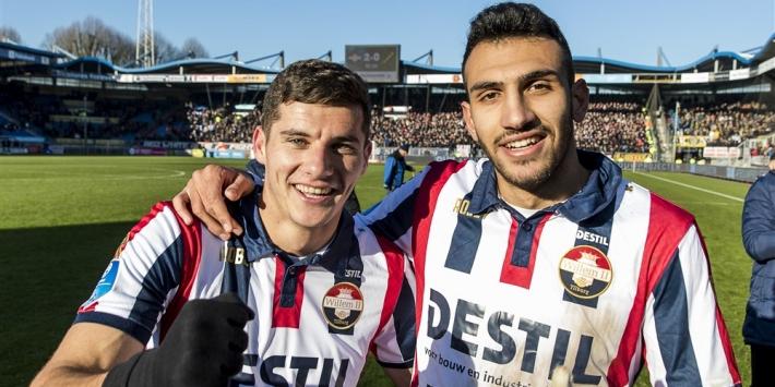 Willem II verwelkomt transfervrije Griekse keeper op training