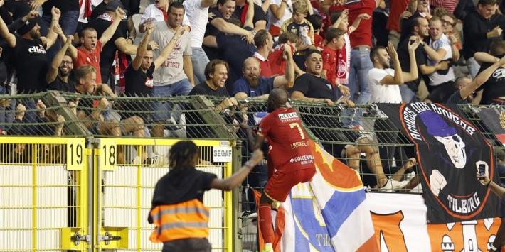 "Antwerp in mineur na twee rode kaarten: ""Dit was gewoon dom"""