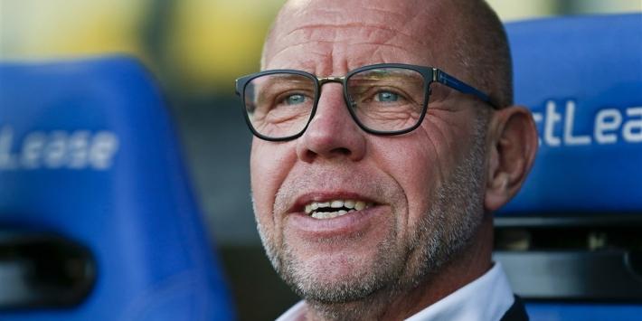 """Grim: """"Mijn doel is om ooit trainer van Ajax te worden"""""""