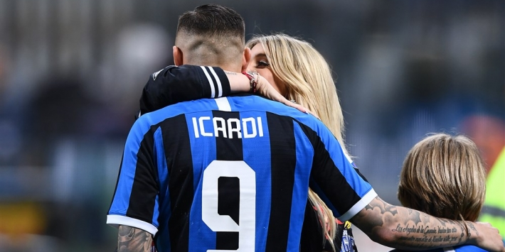Naar PSG verbannen Icardi plots weer lovend over Internazionale