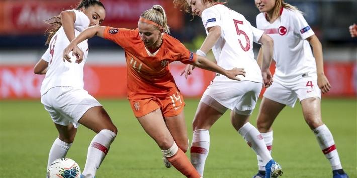 Gisteren gemist: winst Oranjevrouwen, ontslag Keizer bij Sporting