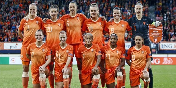 KNVB verwacht dat vrouwen kunnen spelen in Turkije