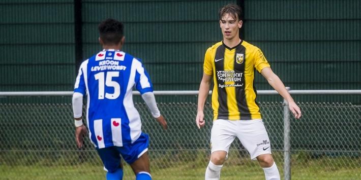 """Vitesse verlengt met Vroegh: """"Alle kwaliteiten om ver te komen"""""""