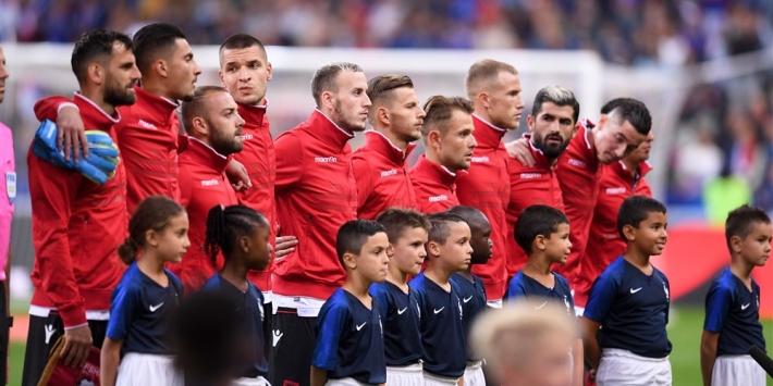 'Fransen moeten vrezen voor sanctie na chaos met volkslied'