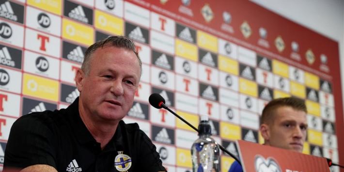Onduidelijkheid over opvolging van bondscoach Noord-Ierland