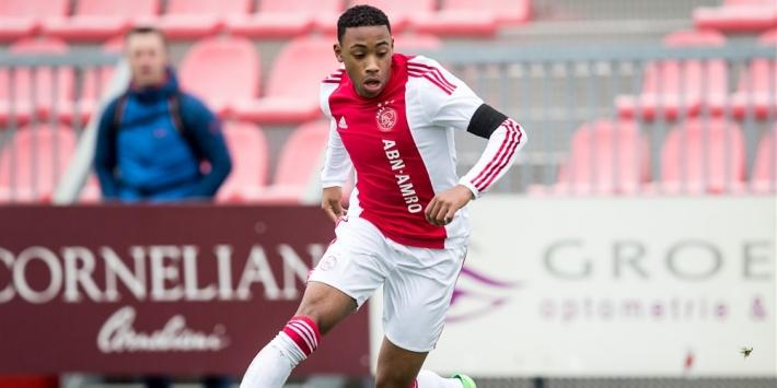 Back Castillo zou naar Juve, maar hoopt nu op koopoptie Ajax