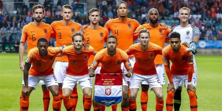 Oranje op rapport: kleine voldoendes na simpele avond in Tallinn