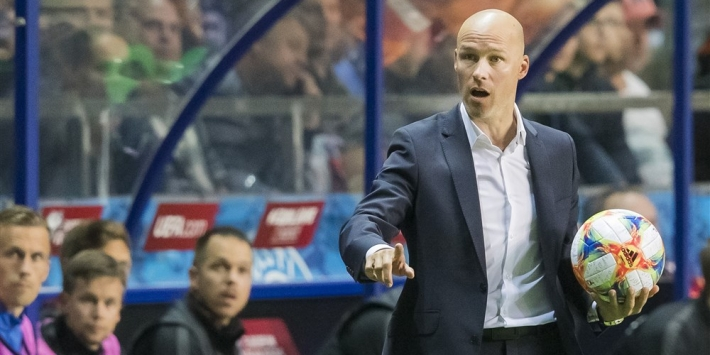 Bondscoach Estland maakt excuses bij Koeman na overtreding