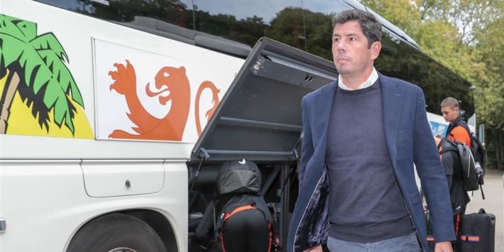 Van de Looi wijzigt Jong Oranje op vier plaatsen tegen Engeland