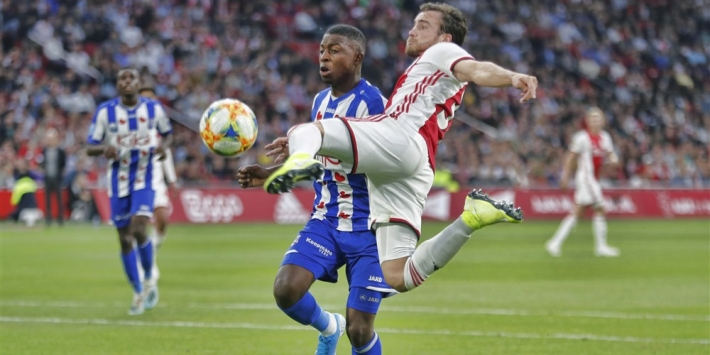 Tagliafico geniet van goals en heeft zin in Champions League