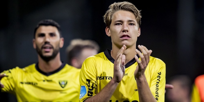 VVV-Venlo mist clubtopscorer Linthorst in thuisduel met Vitesse