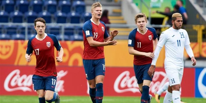 AZ-aanwinst Evjen beste speler van Noorwegen, Spitse wint ook