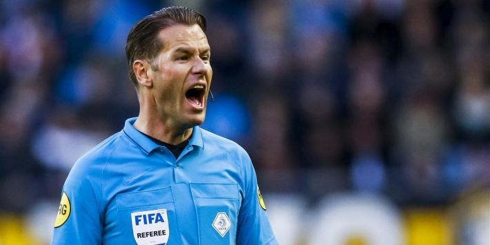 Makkelie leidt PSV - Ajax, Kuipers naar AZ - Feyenoord