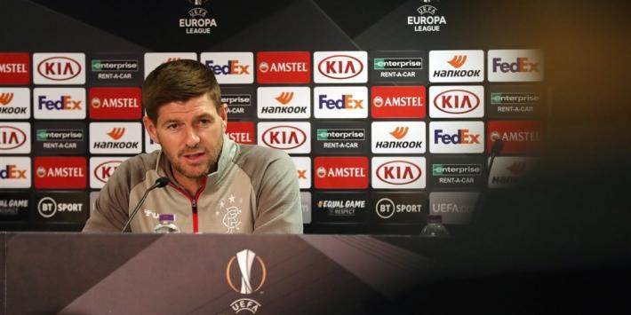 """Gerrard looft Willem II: """"Goede spelers en gevaarlijke aanvallers"""""""