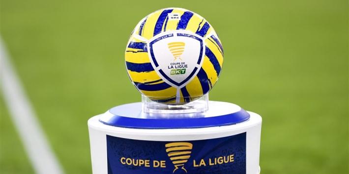 Commercieel oninteressante Coupe de la Ligue verdwijnt