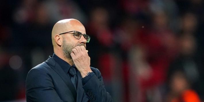 """Bosz: """"We moeten punten pakken tegen Atlético Madrid"""""""