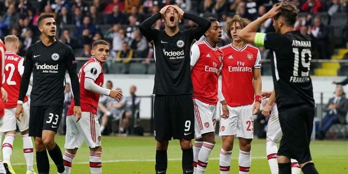 """Dost krijgt koude douche van Arsenal: """"Ik kan beter"""""""