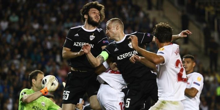 Groep A: Sevilla wint zonder De Jong, Dudelange schrijft historie