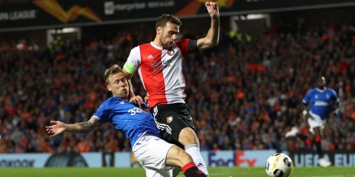 Gehavend Feyenoord start met Geertruida en Botteghin in basis