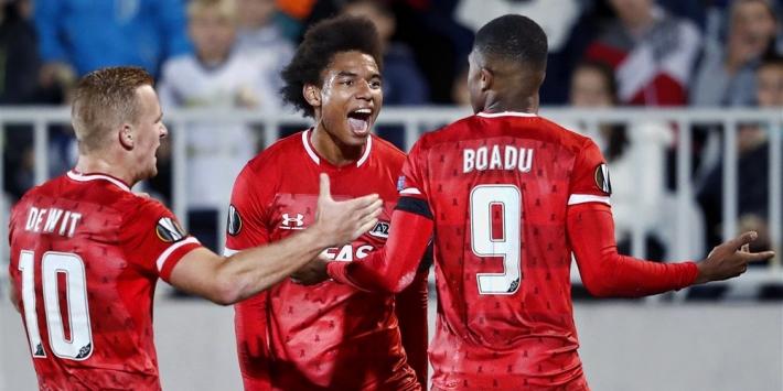 """Stengs lovend over Boadu: """"Meer waard dan 25 miljoen euro"""""""