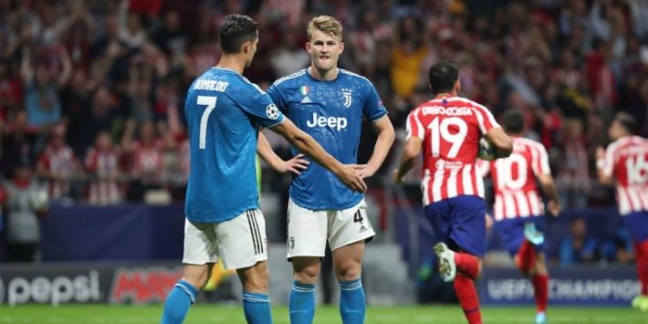 Ronaldo klaar voor Lokomotiv, Sarri denkt aan wissels in defensie
