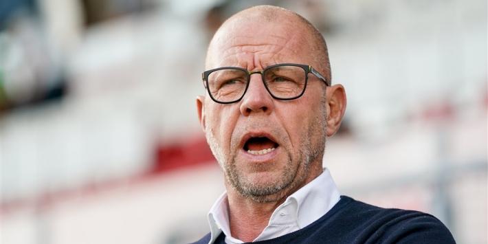 """Grim parkeert bus niet tegen Ajax: """"Hebben we het team niet voor"""""""