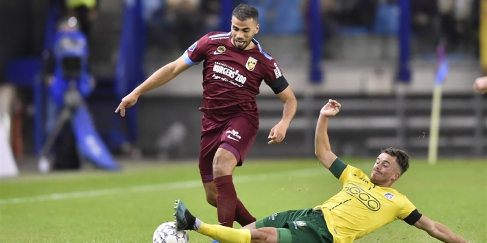 Tannane wil via Vitesse terugkeren in Marokkaanse ploeg