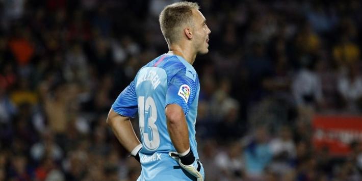 'Cillessen loopt handblessure op in aanloop naar duel met Ajax'