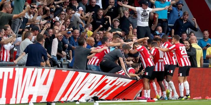Gisteren gemist: PSV en Ajax in evenwicht, Real wint van Sevilla