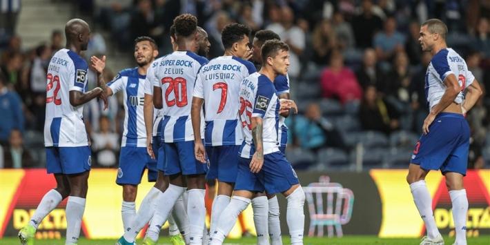 FC Porto zet goede week door en is medekoploper in Portugal