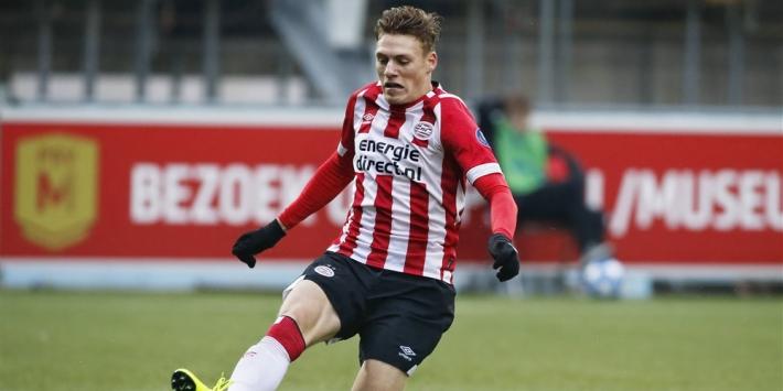 PSV voegt negentienjarige Vertessen toe aan A-selectie