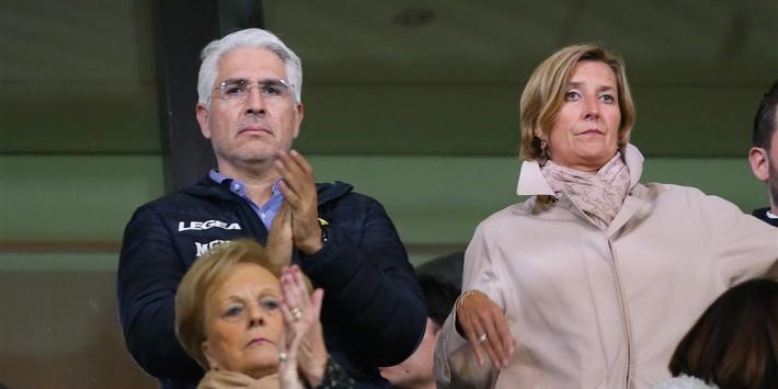 """Huirne: """"Afspraak met De La Vega in strijd met de FIFA-regels"""""""
