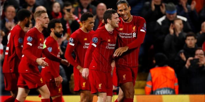 Bij Oranje afgehaakte Van Dijk kan weer spelen bij Liverpool