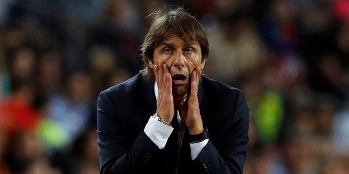 Boosheid regeert in Inter-kamp na late nederlaag bij Barcelona