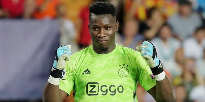 'Grotere clubs willen Onana, doelman negeert Lyon'