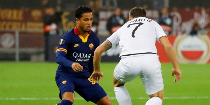 Groep J: Kluivert pakt met AS Roma mager punt in Oostenrijk