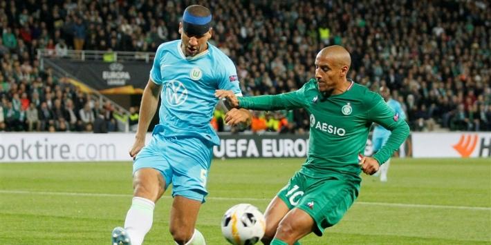 Groep I: Weghorst en Bruma boeken met Wolfsburg gelijkspel