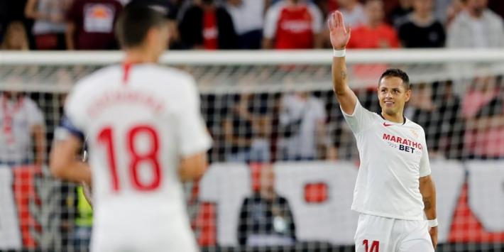 Sevilla wint zonder De Jong, Dudelange - Qarabagh stilgelegd