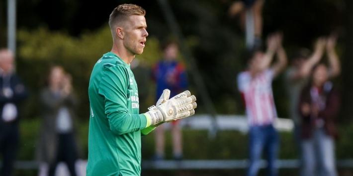'Heerenveen wil keepersleegte opvullen met PSV'er Ruiter'