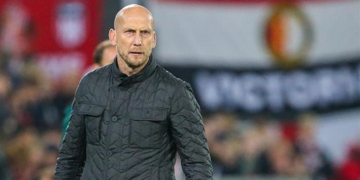 """Stam ziet Feyenoord morsen: """"We balen er zelf ook enorm van"""""""