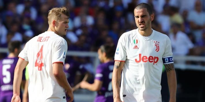 Clubicoon Bonucci tekent bij en is tot 2024 speler van Juve