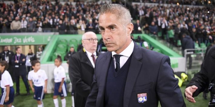 Lyon bereikt afkoopregeling met Sylvinho en assistent Lazaro