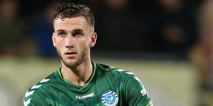 'Diverse Eredivisie-clubs jagen op Van den Boomen'