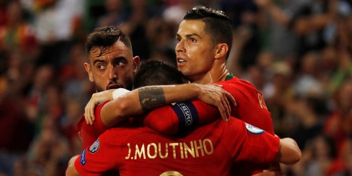 Ronaldo krijgt mogelijk stadion van Sporting naar zich vernoemd